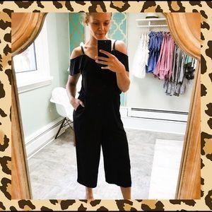 🖤BlackJack🖤 Playsuit perfect black romper size M